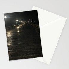 A walk alone Stationery Cards