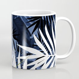 Bold Tropical Paradise Design Coffee Mug