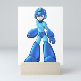 Megaman Cosplay 2019 Mini Art Print