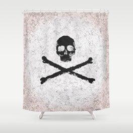 Marble Revolution Shower Curtain