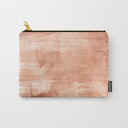Burly wood hand-drawn aquarelle Carry-All Pouch