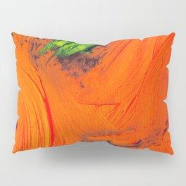 Red Garden Pillow Sham