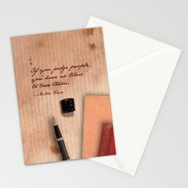 Judge Stationery Cards