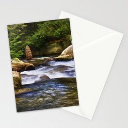 The Cairn at Blue Jay Creek Stationery Cards