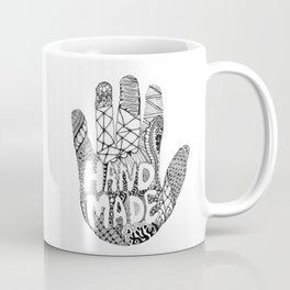 HANDmade Coffee Mug
