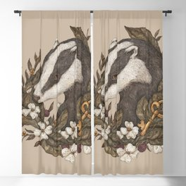 Badger Blackout Curtain