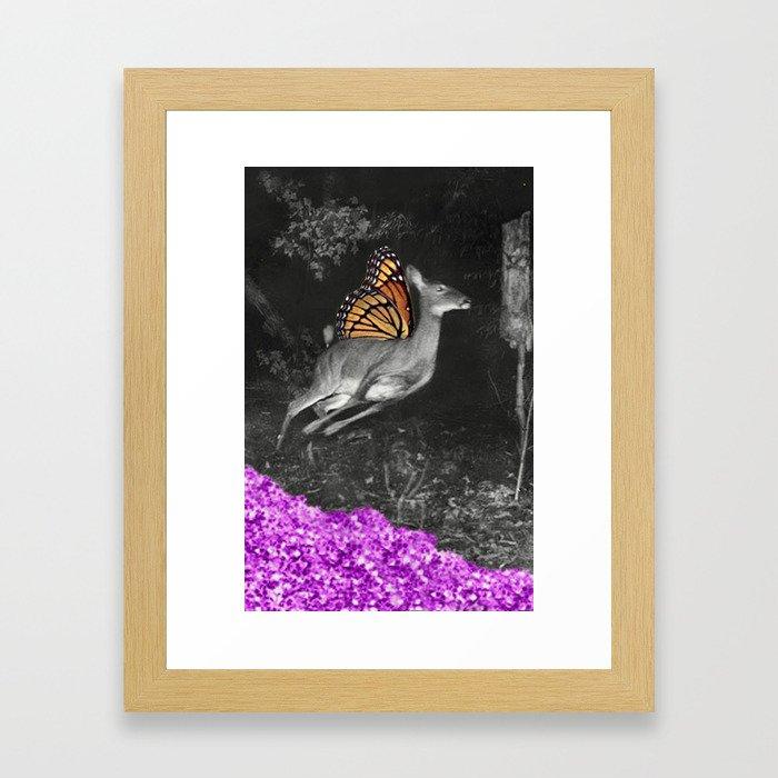 my dear. Framed Art Print