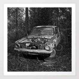 Salvage 6 Art Print
