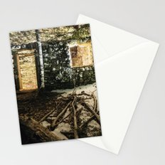 Branching to the Past Stationery Cards