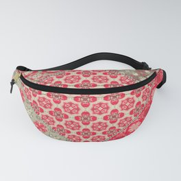 Quilt A (Squares) Fanny Pack