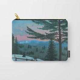 VT Cabin View Carry-All Pouch