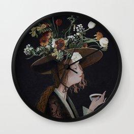 FLORI Wall Clock