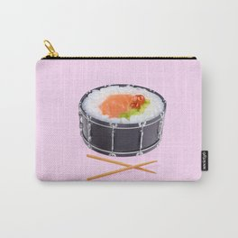 SUSHI DRUM ROLL Carry-All Pouch
