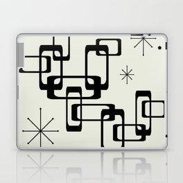 Atomic Era Minimalism Laptop & iPad Skin
