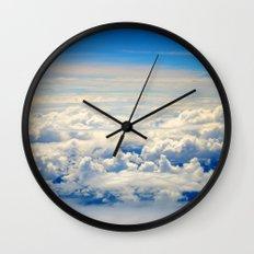 When I Had Wings I Wall Clock