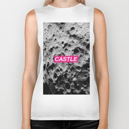 SURFACE #2 // CASTLE Biker Tank