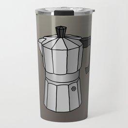 Espresso coffee maker Travel Mug