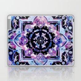 Magic ink splash unicorn universe mandala Laptop & iPad Skin