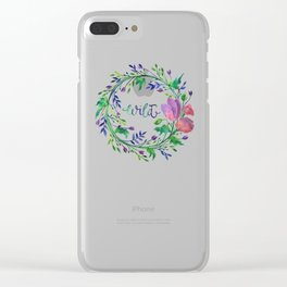 Lakeside New: Wild Clear iPhone Case