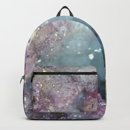 Unicorn Crystal Geode Backpack