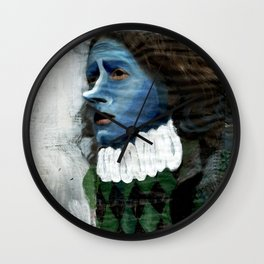 Cyrano/Newspaper Serie Wall Clock