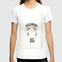 big hero 6 T-shirts featuring Big Hero 6 by kayla.koss