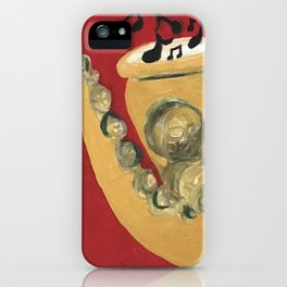 Jazzy iPhone Case