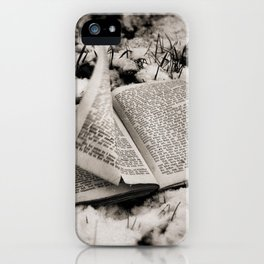 Read To Me iPhone Case