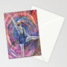 Dancing spirit Stationery Cards