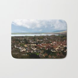 The Village of Cheddar Bath Mat