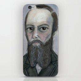 Notes from Dostoyevsky iPhone Skin