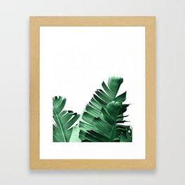 TROPICAL VOYAGE Framed Art Print