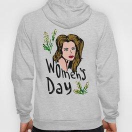 Women's Day Hoody