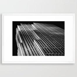Monolithic Framed Art Print