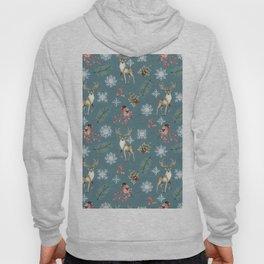 Xmas Pattern Teal #socieyt6 #buyart Hoody