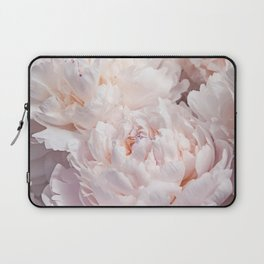 Floral Photography | Peony Pink Cluster | Flowers | Botanical | Plant Laptop Sleeve