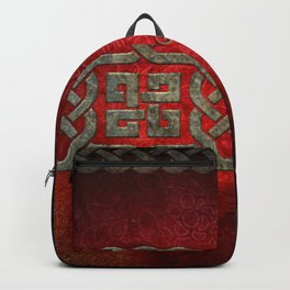 The celtic knot Backpack