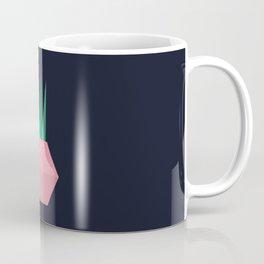 sukkulent pot Coffee Mug