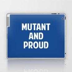 X-Men - Mutant and proud Laptop & iPad Skin