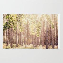 Spring Forest Rug