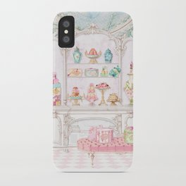 French Patisserie  iPhone Case
