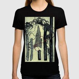 Sailboat at Dock T-shirt