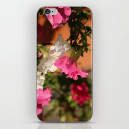Glorious Abstract Floral  iPhone Skin