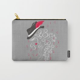 All That Jazz Carry-All Pouch