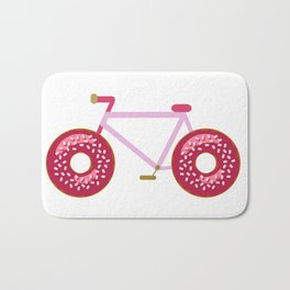 Donut Wheels Bath Mat