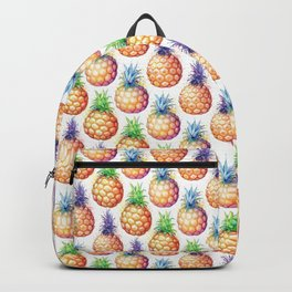 Fat Pineapples Pattern Backpack