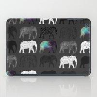 dumbo iPad Cases featuring WHERES DUMBO by Nizhoni Creative Studio