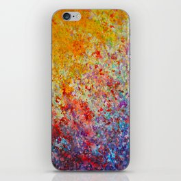 Crepuscular Luminescence iPhone Skin