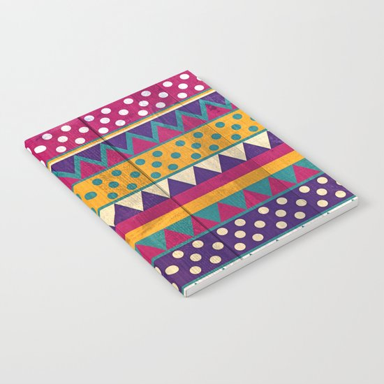 Mexican Pattern Notebook