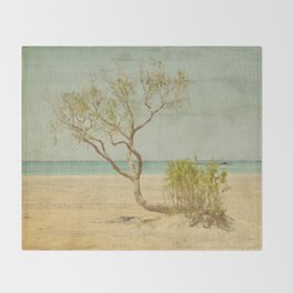 Seclusion Throw Blanket